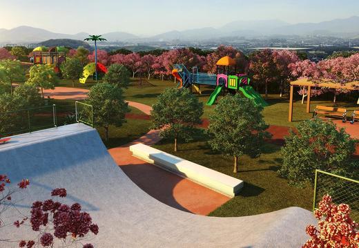 Playground - Cobertura 3 quartos à venda Rio de Janeiro,RJ - R$ 949.000 - II-9369-18543 - 25