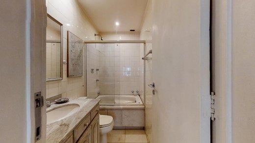 Banheiro - Apartamento 2 quartos à venda Lagoa, Rio de Janeiro - R$ 1.800.000 - II-9594-18803 - 6