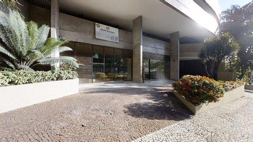 Fachada - Apartamento 2 quartos à venda Lagoa, Rio de Janeiro - R$ 1.800.000 - II-9594-18803 - 9