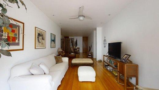 Living - Apartamento 2 quartos à venda Lagoa, Rio de Janeiro - R$ 1.800.000 - II-9594-18803 - 18