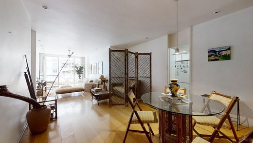 Living - Apartamento 2 quartos à venda Lagoa, Rio de Janeiro - R$ 1.800.000 - II-9594-18803 - 19