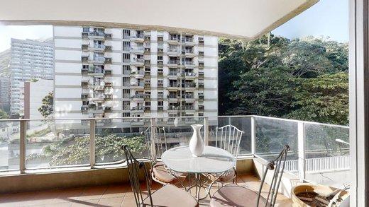 Living - Apartamento 2 quartos à venda Lagoa, Rio de Janeiro - R$ 1.800.000 - II-9594-18803 - 21