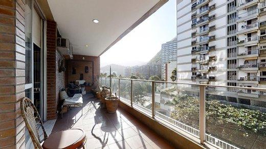 Living - Apartamento 2 quartos à venda Lagoa, Rio de Janeiro - R$ 1.800.000 - II-9594-18803 - 22