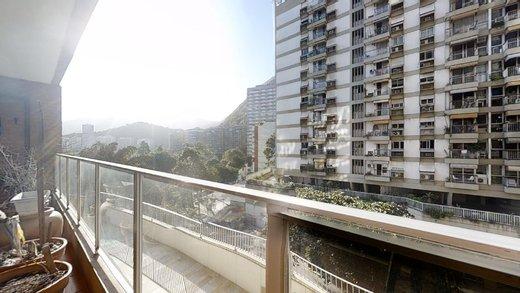 Living - Apartamento 2 quartos à venda Lagoa, Rio de Janeiro - R$ 1.800.000 - II-9594-18803 - 23