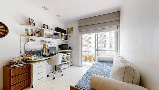 Quarto principal - Apartamento 2 quartos à venda Lagoa, Rio de Janeiro - R$ 1.800.000 - II-9594-18803 - 25