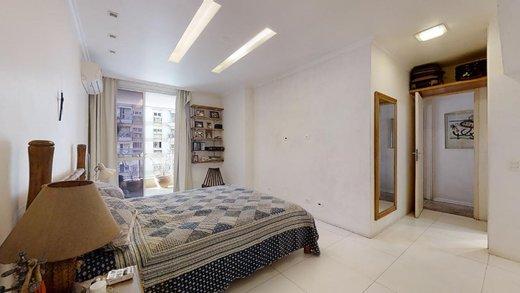 Quarto principal - Apartamento 2 quartos à venda Lagoa, Rio de Janeiro - R$ 1.800.000 - II-9594-18803 - 3