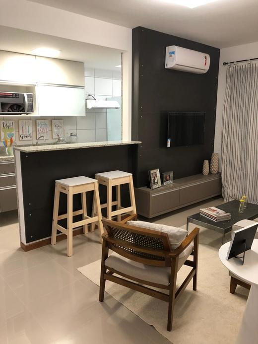 Cozinha - Fachada - Type Tijuca - 169 - 7