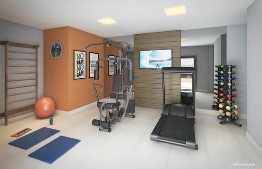 Fitness - Fachada - Type Tijuca - 169 - 10