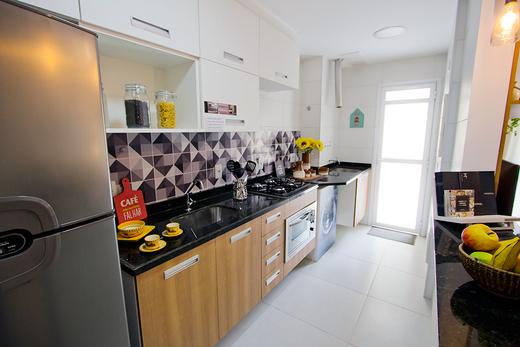 Cozinha - Fachada - Tijuca Prime - 229 - 9