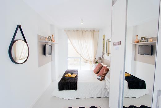 Dormitorio - Fachada - Tijuca Prime - 229 - 10