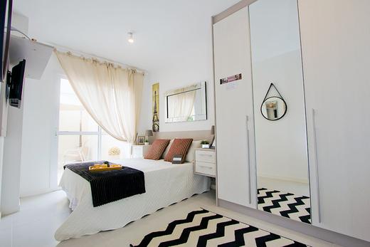 Dormitorio - Fachada - Tijuca Prime - 229 - 11