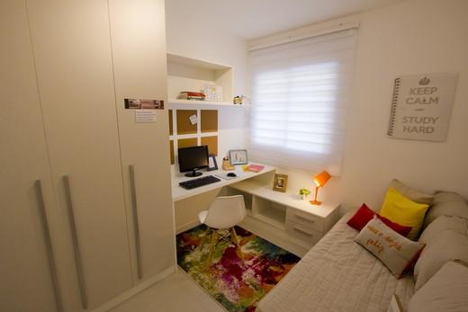 Dormitorio - Fachada - Tijuca Prime - 229 - 14