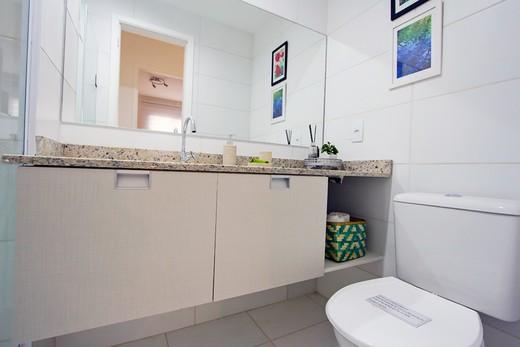 Banheiro - Fachada - Tijuca Prime - 229 - 15