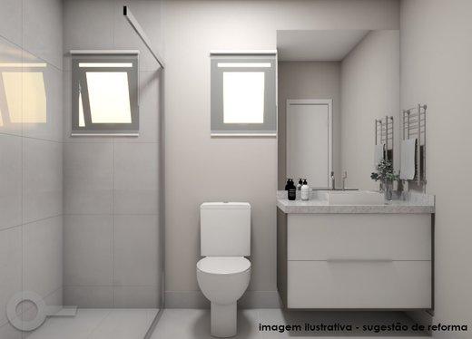 Banheiro - Apartamento à venda Alameda Ministro Rocha Azevedo,Jardim América, Centro,São Paulo - R$ 624.000 - II-7477-16363 - 3