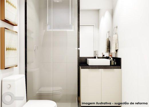 Banheiro - Apartamento à venda Rua Carlos Weber,Vila Leopoldina, São Paulo - R$ 1.125.000 - II-7130-15932 - 3