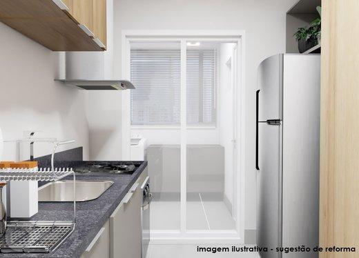 Cozinha - Apartamento à venda Rua Carlos Weber,Vila Leopoldina, São Paulo - R$ 1.125.000 - II-7130-15932 - 4