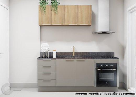 Cozinha - Apartamento à venda Rua Carlos Weber,Vila Leopoldina, São Paulo - R$ 1.125.000 - II-7130-15932 - 5