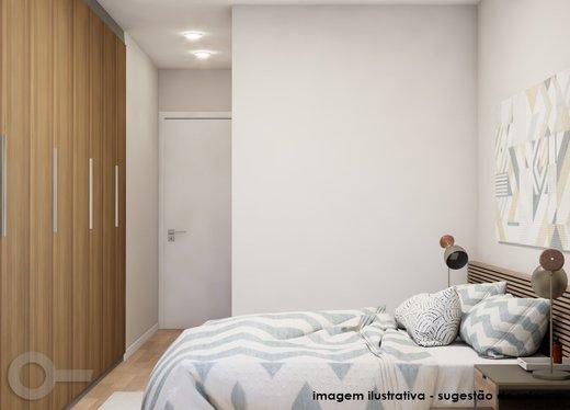 Quarto principal - Apartamento à venda Rua Carlos Weber,Vila Leopoldina, São Paulo - R$ 1.125.000 - II-7130-15932 - 8