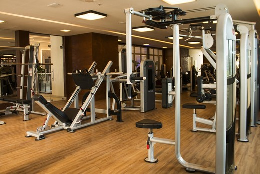 Fitness - Fachada - Absolutto Business Towers - Lojas - 232 - 4