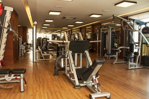 Fitness - Fachada - Absolutto Business Towers - Lojas - 232 - 5