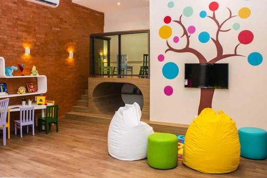 Espaco kids - Fachada - B Side Botafogo Residence - 147 - 6