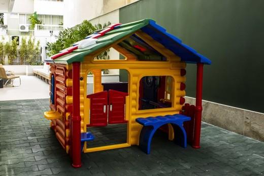 Playground - Fachada - B Side Botafogo Residence - 147 - 8
