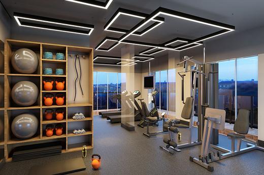 Fitness - Fachada - W Be - Perdizes - Breve Lançamento - 720 - 5