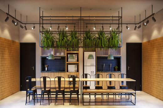 Cozinha compartilhada - Fachada - W Be - Perdizes - Breve Lançamento - 720 - 7
