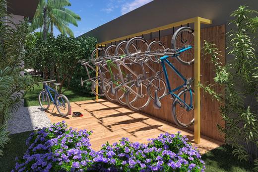 Bicicletario - Fachada - W Be - Perdizes - Breve Lançamento - 720 - 13