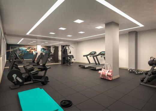 Fitness - Fachada - Grand Reserva Paulista - Spazio Villa Lobos - 725 - 3