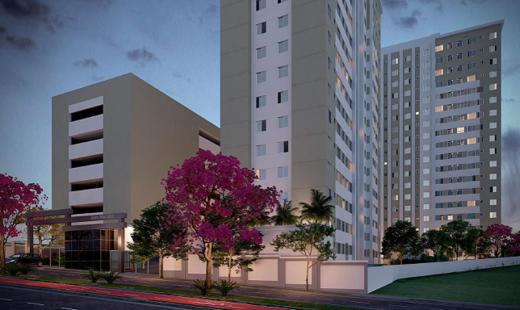 Portaria - Fachada - Grand Reserva Paulista - Spazio Villa Lobos - 725 - 2