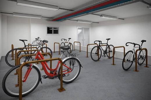 Bicicletario - Fachada - Grand Reserva Paulista - Spazio Villa Lobos - 725 - 9