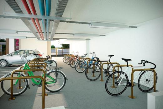 Bicicletario - Fachada - Grand Reserva Paulista - Spazio Cambury - 726 - 7