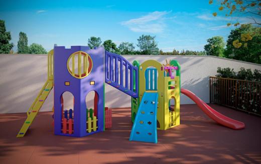 Playground - Fachada - Grand Reserva Paulista - Spazio Cambury - 726 - 6