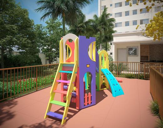 Playground - Fachada - Grand Reserva Paulista - Spazio Guarapiranga - 727 - 6