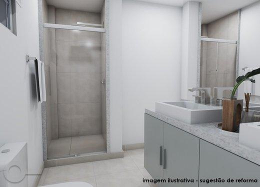 Banheiro - Apartamento à venda Rua Doutor Gabriel dos Santos,Santa Cecília, São Paulo - R$ 1.430.000 - II-7255-16086 - 3