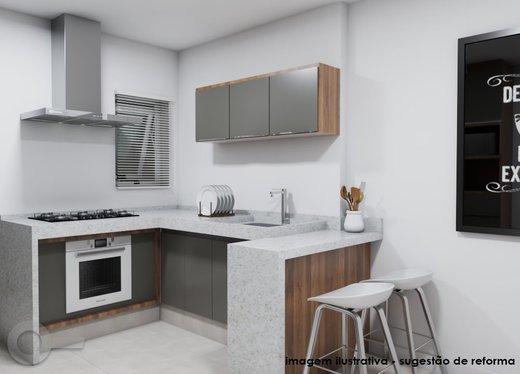 Cozinha - Apartamento à venda Rua Doutor Gabriel dos Santos,Santa Cecília, São Paulo - R$ 1.430.000 - II-7255-16086 - 4