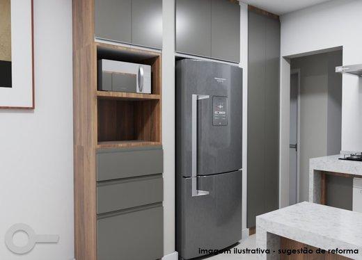 Cozinha - Apartamento à venda Rua Doutor Gabriel dos Santos,Santa Cecília, São Paulo - R$ 1.430.000 - II-7255-16086 - 5