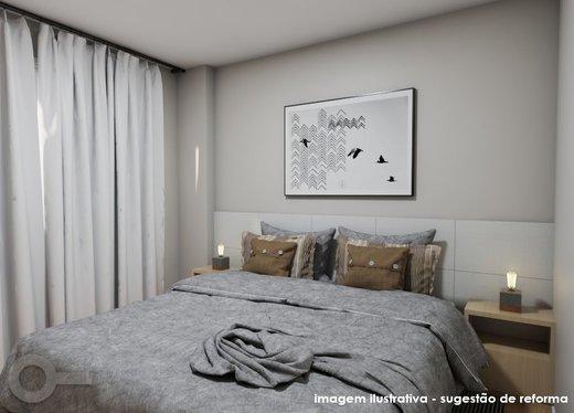 Quarto principal - Apartamento à venda Rua Doutor Gabriel dos Santos,Santa Cecília, São Paulo - R$ 1.430.000 - II-7255-16086 - 8