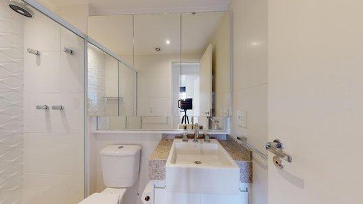 Banheiro - Apartamento 2 quartos à venda Vila Madalena, São Paulo - R$ 1.188.000 - II-10159-19463 - 3