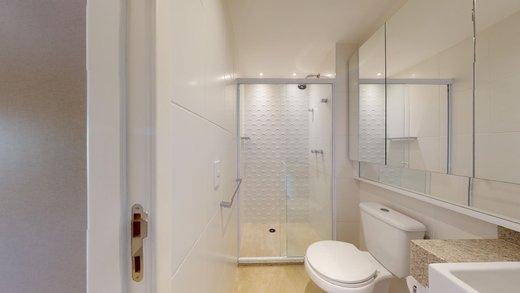 Banheiro - Apartamento 2 quartos à venda Vila Madalena, São Paulo - R$ 1.188.000 - II-10159-19463 - 4