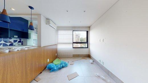 Living - Apartamento 2 quartos à venda Vila Madalena, São Paulo - R$ 1.188.000 - II-10159-19463 - 7
