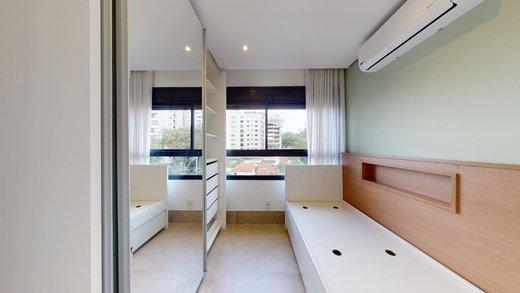 Quarto principal - Apartamento 2 quartos à venda Vila Madalena, São Paulo - R$ 1.188.000 - II-10159-19463 - 9