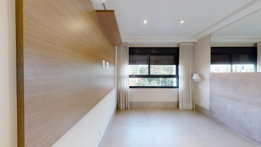 Quarto principal - Apartamento 2 quartos à venda Vila Madalena, São Paulo - R$ 1.188.000 - II-10159-19463 - 10