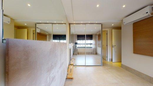 Quarto principal - Apartamento 2 quartos à venda Vila Madalena, São Paulo - R$ 1.188.000 - II-10159-19463 - 11