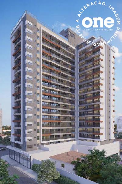 Fachada - Studio à venda Avenida Doutor Gentil de Moura,Ipiranga, São Paulo - R$ 251.874 - II-10161-19465 - 1