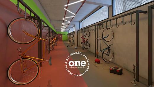 Bicicletario - Studio à venda Avenida Doutor Gentil de Moura,Ipiranga, São Paulo - R$ 251.874 - II-10161-19465 - 16
