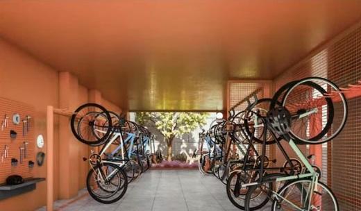 Bicicletario - Fachada - Oy Frei Caneca - Breve Lançamento - 729 - 10
