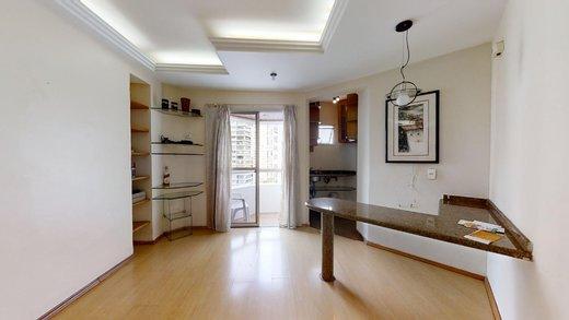Living - Apartamento à venda Rua Joinville,Paraíso, São Paulo - R$ 493.000 - II-10203-19541 - 6