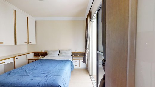 Quarto principal - Apartamento à venda Rua Joinville,Paraíso, São Paulo - R$ 493.000 - II-10203-19541 - 9